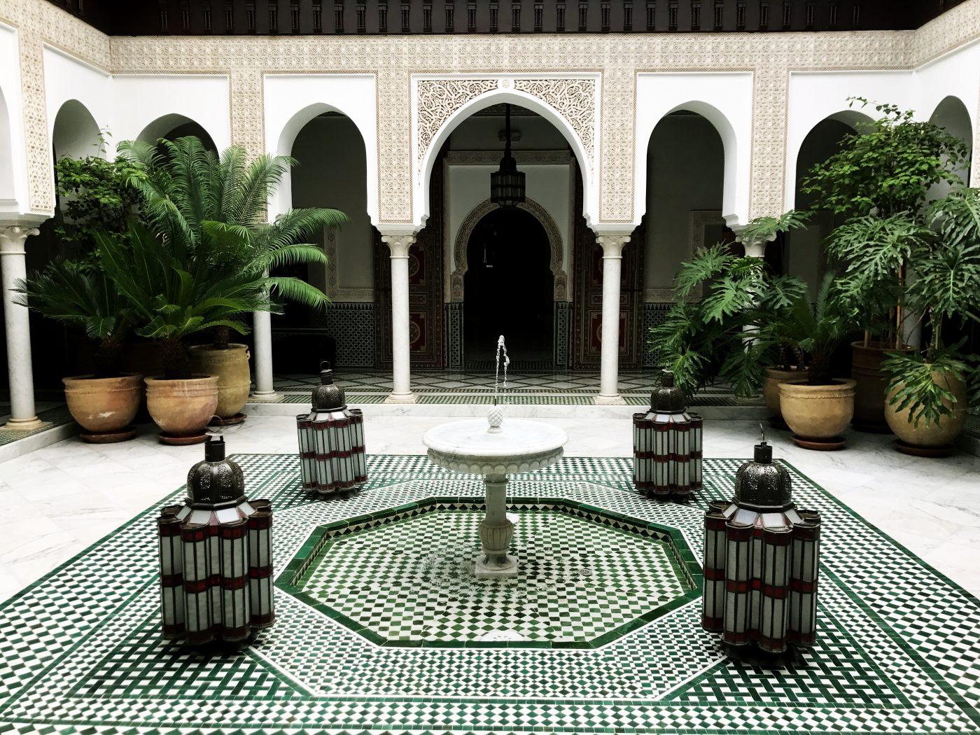 Marrakech travel destination